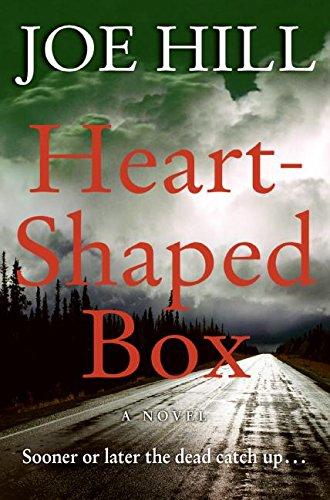 9780061147937: Heart-Shaped Box: A Novel