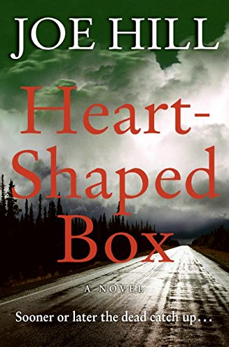 9780061147937: Heart-Shaped Box
