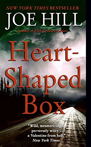 9780061147944: Heart-Shaped Box