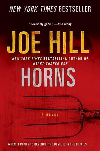 9780061147968: Horns