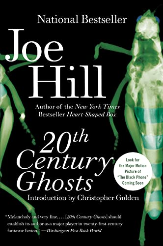 9780061147982: 20th Century Ghosts