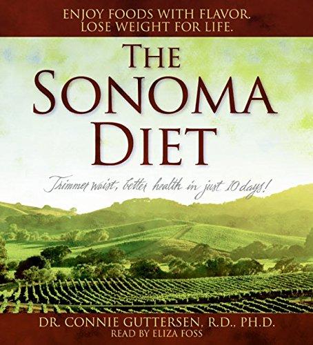 9780061148071: Sonoma Diet, The CD