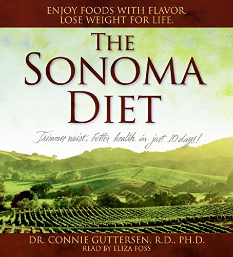 9780061148071: Sonoma Diet, The CD