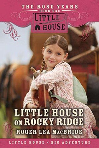 9780061148095: Little House on Rocky Ridge