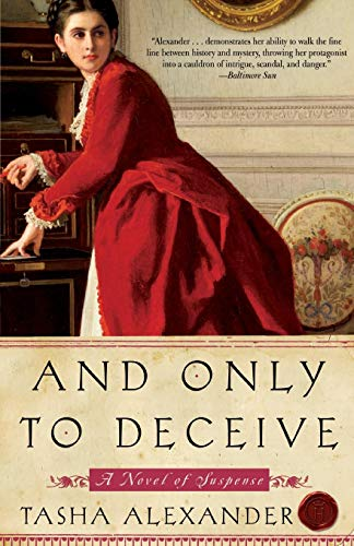 9780061148446: And Only to Deceive (Lady Emily Mysteries)