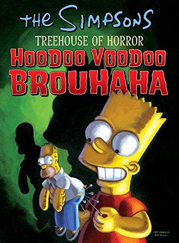9780061148729: Treehouse of Horror Hoodoo Voodoo Brouhaha (Simpsons (Harper))