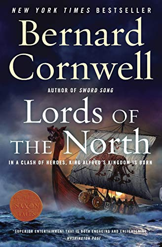 9780061149047: Lords of the North (Saxon Tales)