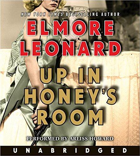 9780061149788: Up in Honey's Room Unabridged CD