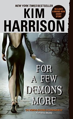 9780061149818: For a Few Demons More (The Hollows, Book 5)