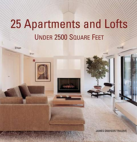 9780061149894: 25 Apartments and Lofts Under 2500 Square Feet