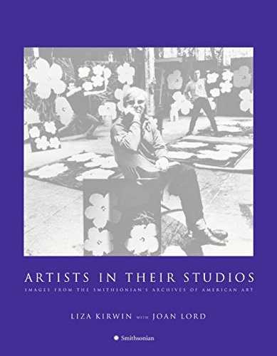 9780061150128: Artists in Their Studios: Images from the Smithsonian's Archives of American Art