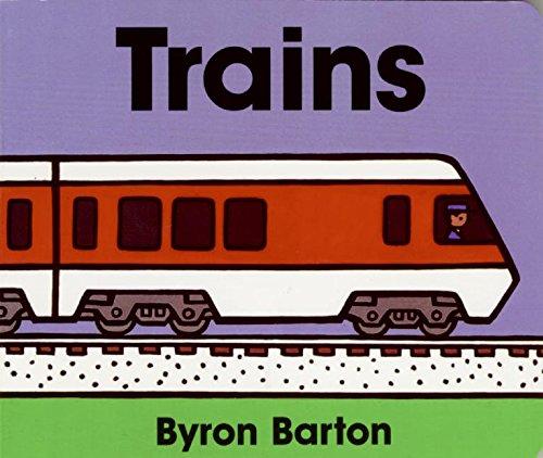 9780061150180: Trains Lap Edition