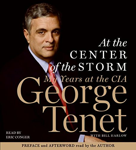 9780061150869: At the Center of the Storm CD