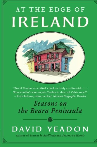 9780061151279: At the Edge of Ireland: Seasons on the Beara Peninsula