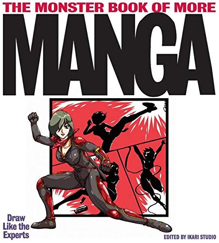 MOSTER BOOK OF MORE MANGA THE