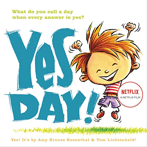 Yes Day! (0061152595) by Amy Krouse Rosenthal