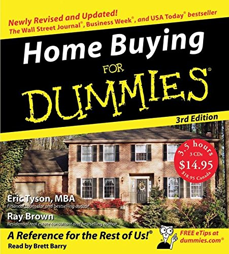 9780061152733: Home Buying For Dummies CD 3rd Edition (For Dummies (Lifestyles Audio))