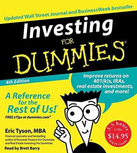 9780061153235: Investing For Dummies CD 4th Edition