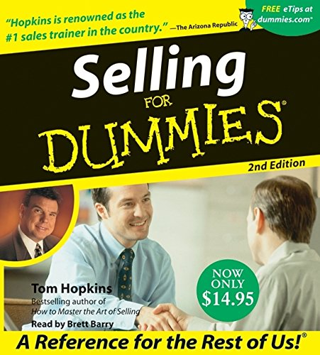9780061153242: Selling for Dummies