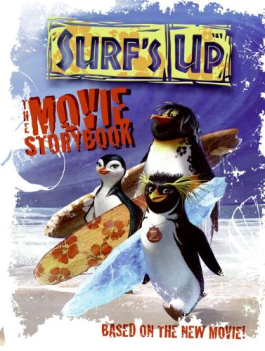 9780061153334: Surf's Up: The Movie Storybook