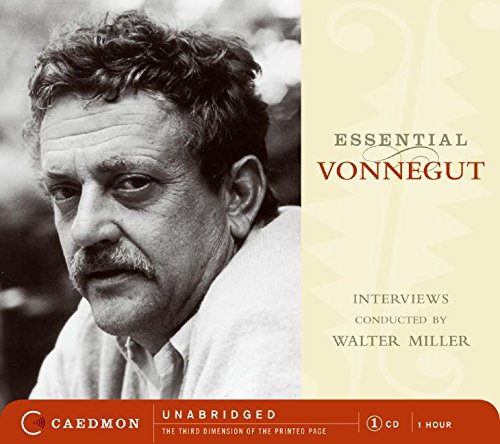 9780061153518: Essential Vonnegut Interviews CD (Caedmon Essentials)