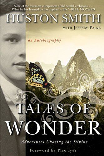 9780061154263: Tales of Wonder: Adventures Chasing the Divine, an Autobiography