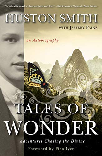 9780061154270: Tales of Wonder: Adventures Chasing the Divine, an Autobiography