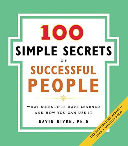 9780061157936: 100 Simple Secrets of Successful People, The: What Scientists Have Learned and How You Can Use It