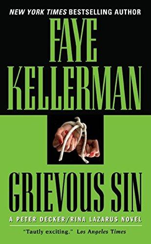 9780061159183: Grievous Sin (Peter Decker/Rina Lazarus Novels)