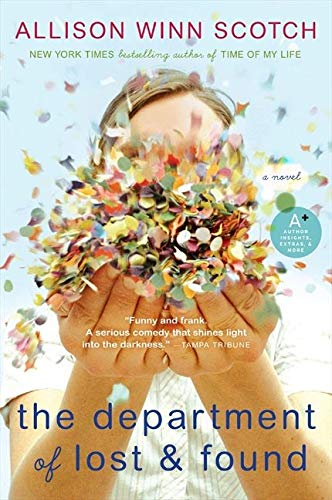 9780061161421: The Department of Lost & Found: A Novel