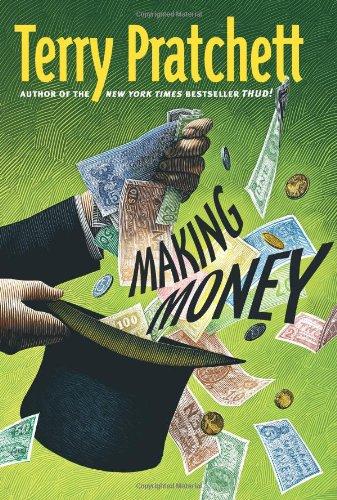 9780061161643: Making Money (Discworld Novels)
