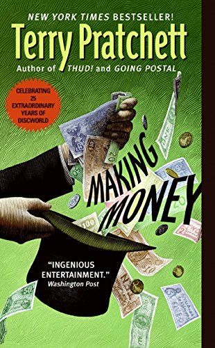 9780061161650: Making Money (Discworld)