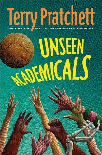 9780061161704: Unseen Academicals (Discworld)