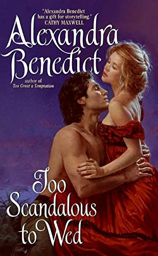 9780061170430: Too Scandalous to Wed (Avon Historical Romance)