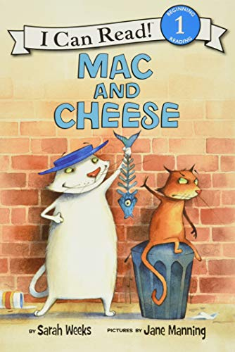 9780061170812: Mac and Cheese (I Can Read Level 1)