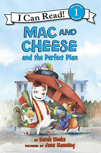 9780061170829: Mac and Cheese and the Perfect Plan (I Can Read Book 1)