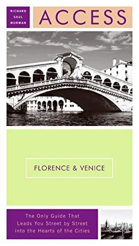 9780061170959: Access Florence & Venice 8e (Access Guides)