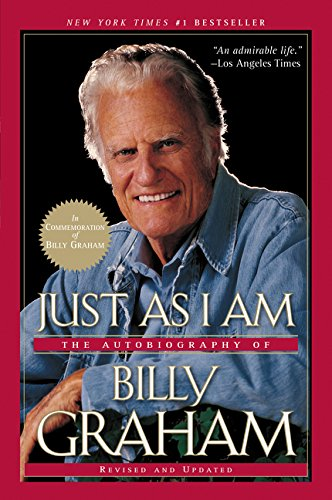 9780061171062: Just As I Am: The Autobiography of Billy Graham