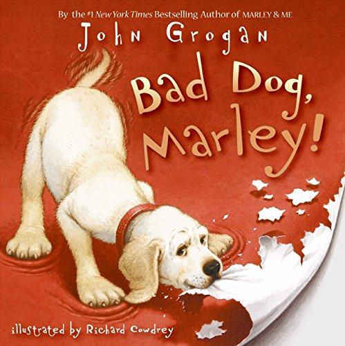 9780061171147: Bad Dog, Marley!