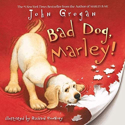 9780061171161: Bad Dog, Marley!