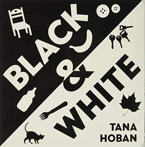 9780061172113: Black & White