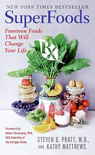 9780061172281: Superfoods Rx: Fourteen Foods That Will Change Your Life