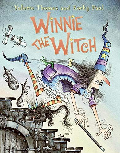 9780061173127: Winnie the Witch