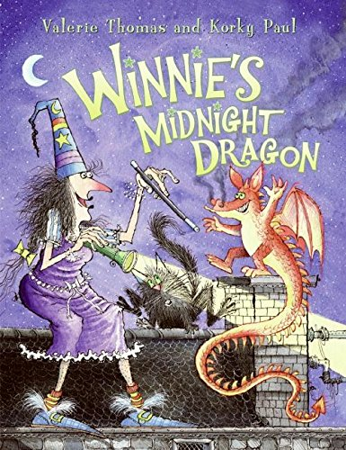 9780061173141: Winnie's Midnight Dragon