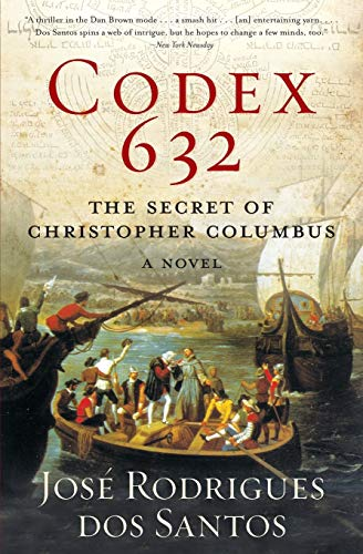 9780061173196: Codex 632: The Secret of Christopher Columbus: A Novel