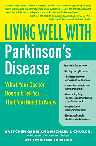 9780061173226: Living Well with Parkinson's Disease: What Your Doctor Doesn't Tell You....That You Need to Know