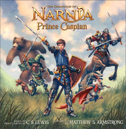 9780061173271: The Chronicles of Narnia: Prince Caspian