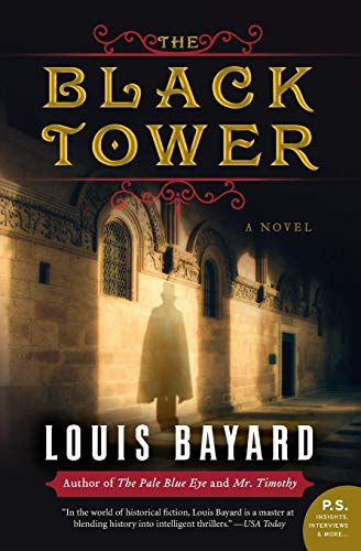 9780061173516: The Black Tower: A Novel