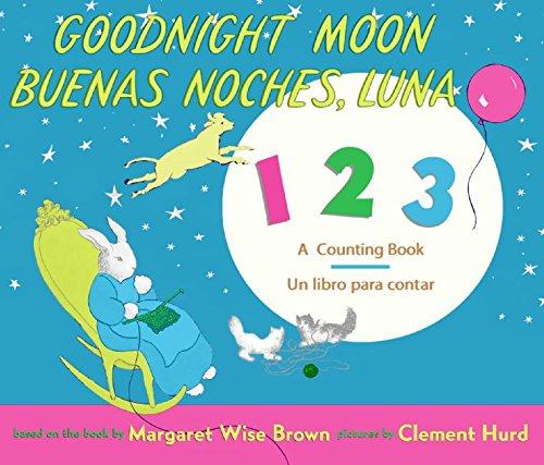 9780061173820: Goodnight Moon 123/Buenas noches, Luna 123 Board Book: A Counting Book/Un libro para contar