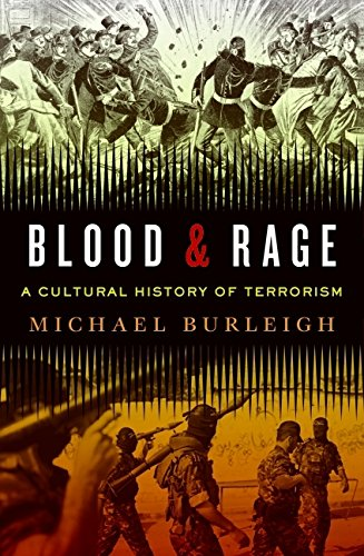9780061173851: Blood and Rage: A Cultural History of Terrorism